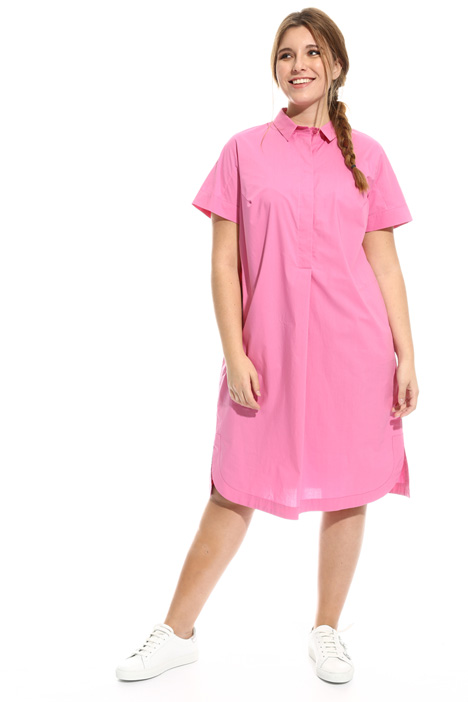 Comfort cotton chemisier dress Diffusione Tessile