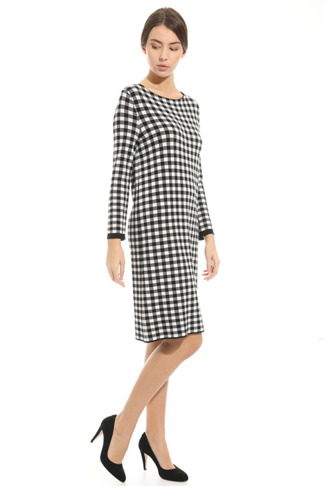 Printed knit dress Diffusione Tessile
