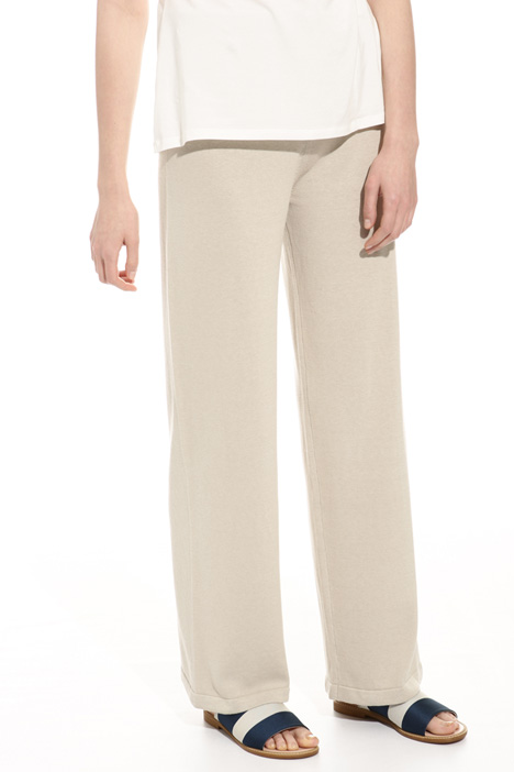 Knitted trousers Diffusione Tessile
