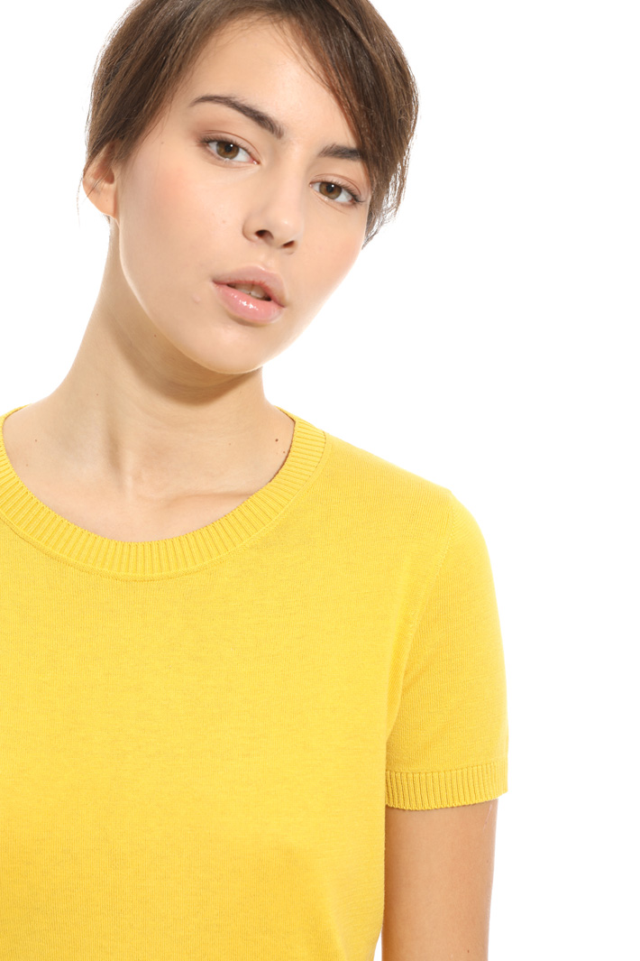 Knit T-shirt Intrend