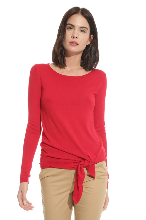 Knot sweater Intrend