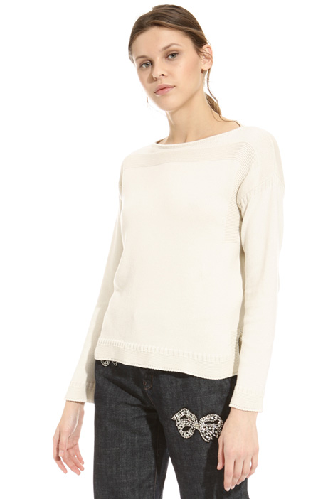Cotton sweater Diffusione Tessile