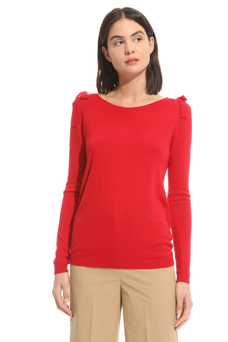 Cut-out sweater Intrend