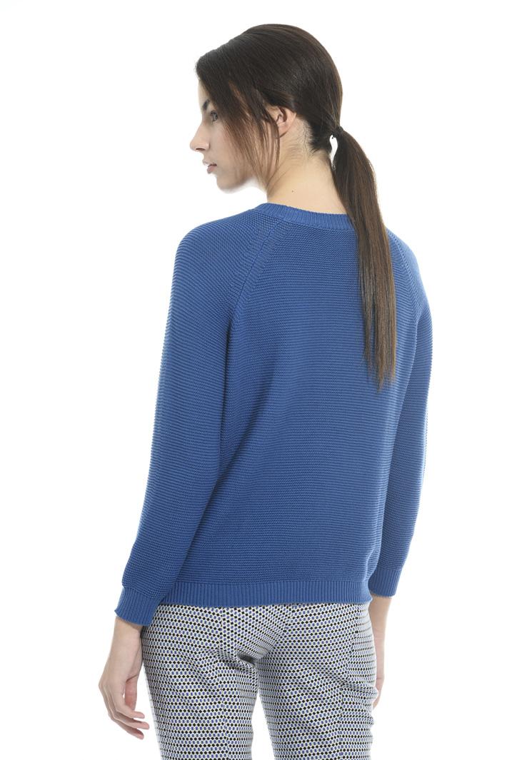 Cotton cordonnet sweater Intrend