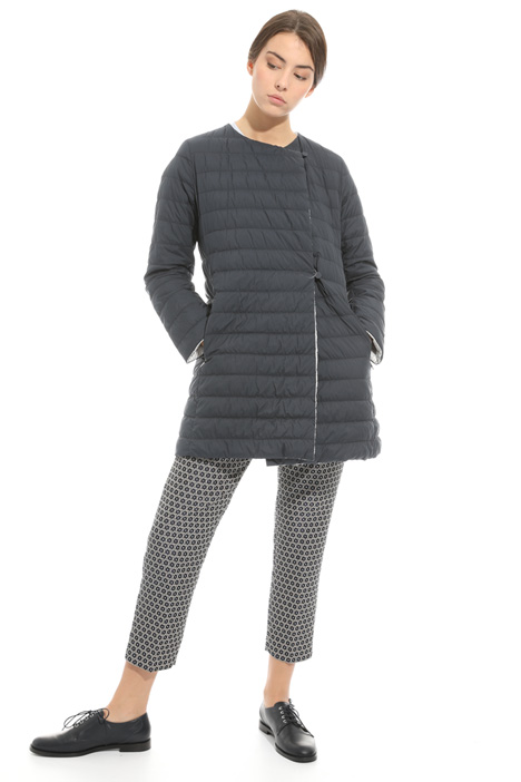 Water resistant down coat Diffusione Tessile