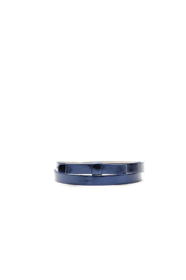 Thin metalised belt Intrend
