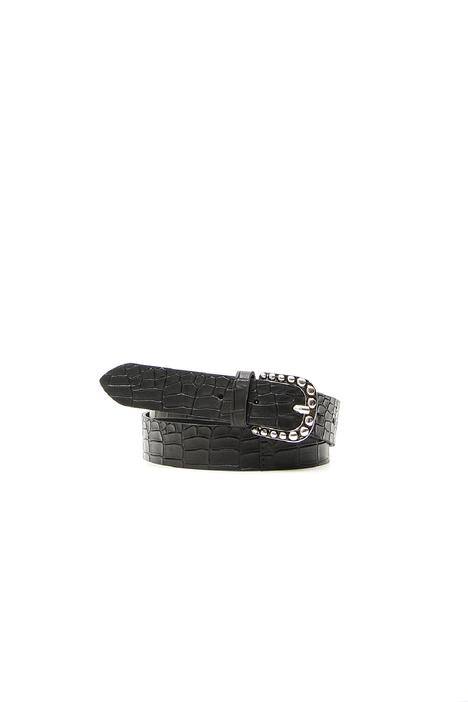 Cintura in pelle stampa cocco Diffusione Tessile