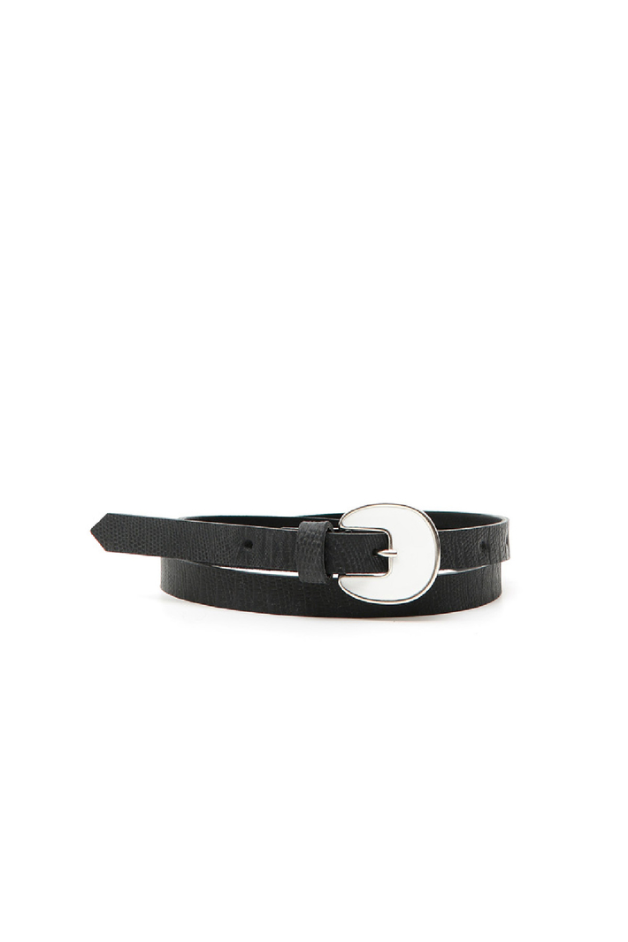 Animalier print belt Intrend