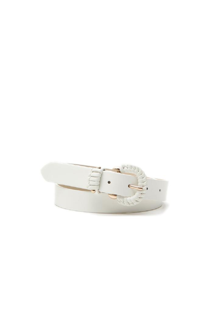 Braided buckle belt Intrend