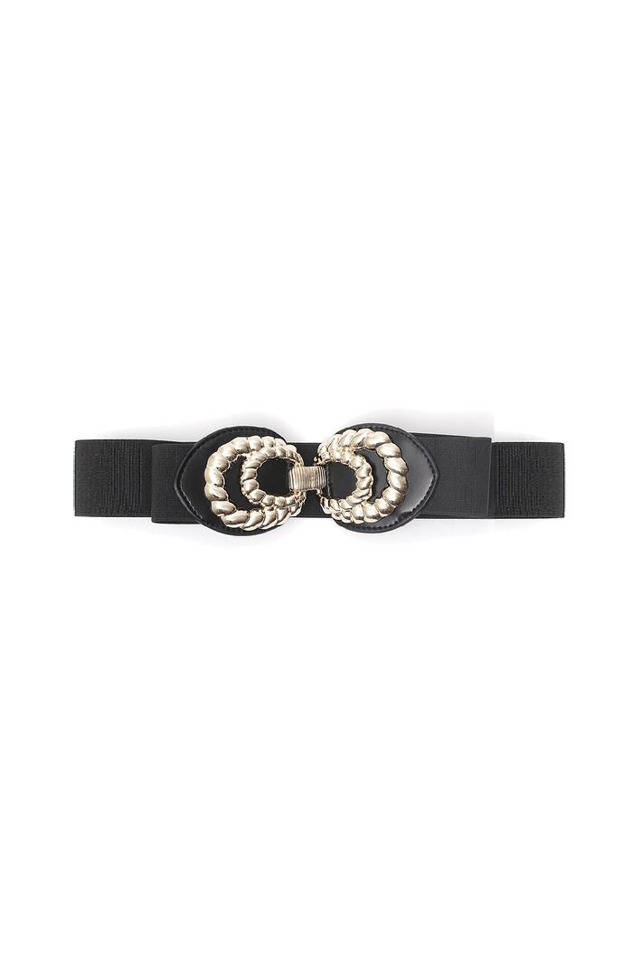 Cintura elastica con fibbia Intrend
