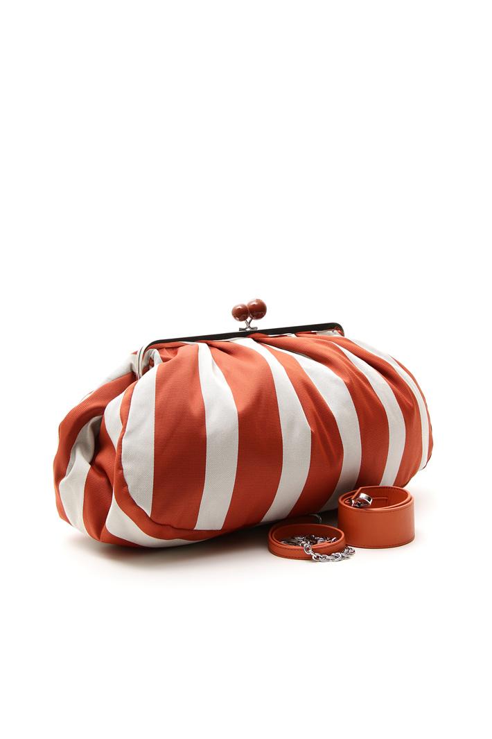 Cotton blend handbag Diffusione Tessile
