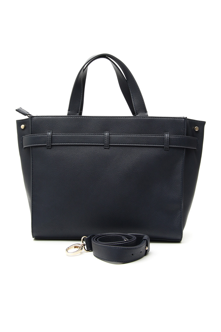 Hand bag with strap Diffusione Tessile