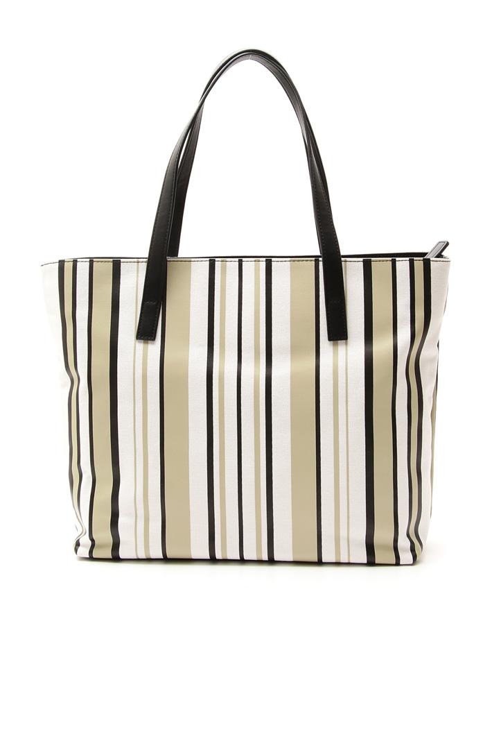 Canvas shopper bag Intrend