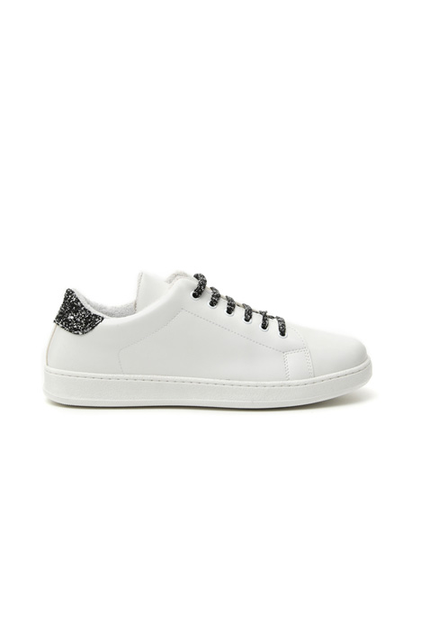 Lurex detail sneakers Intrend