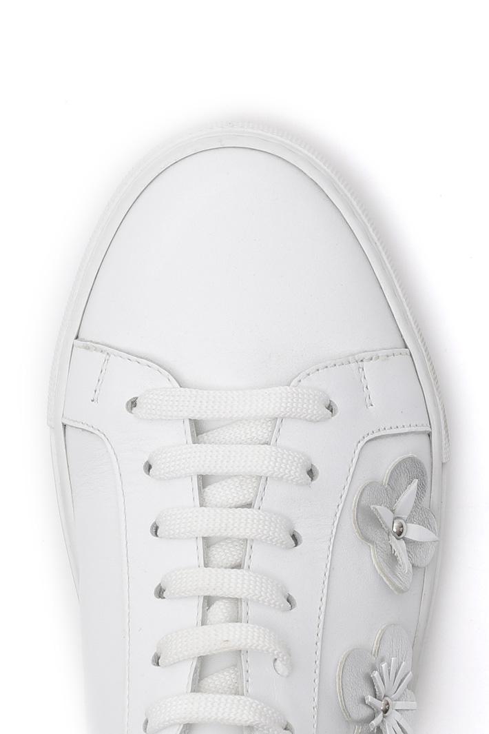 Sneakers con applicazioni Intrend