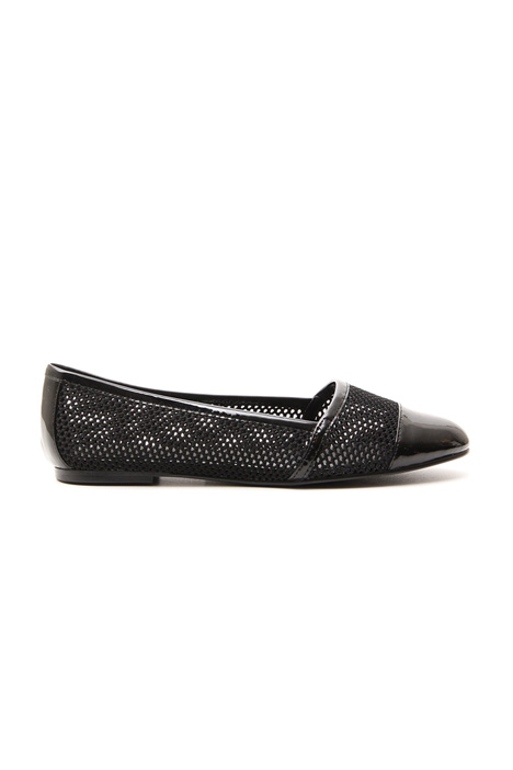 Patent leather espadrilles Intrend