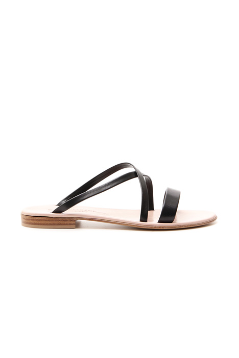 Leather sandal Intrend