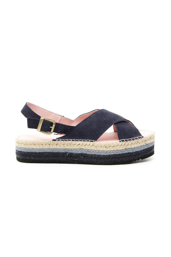 Platform sandals Intrend