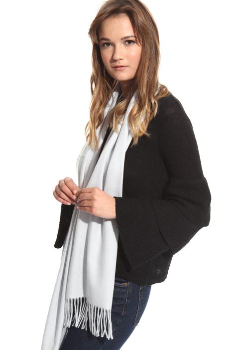 Pure cashmere scarf Diffusione Tessile