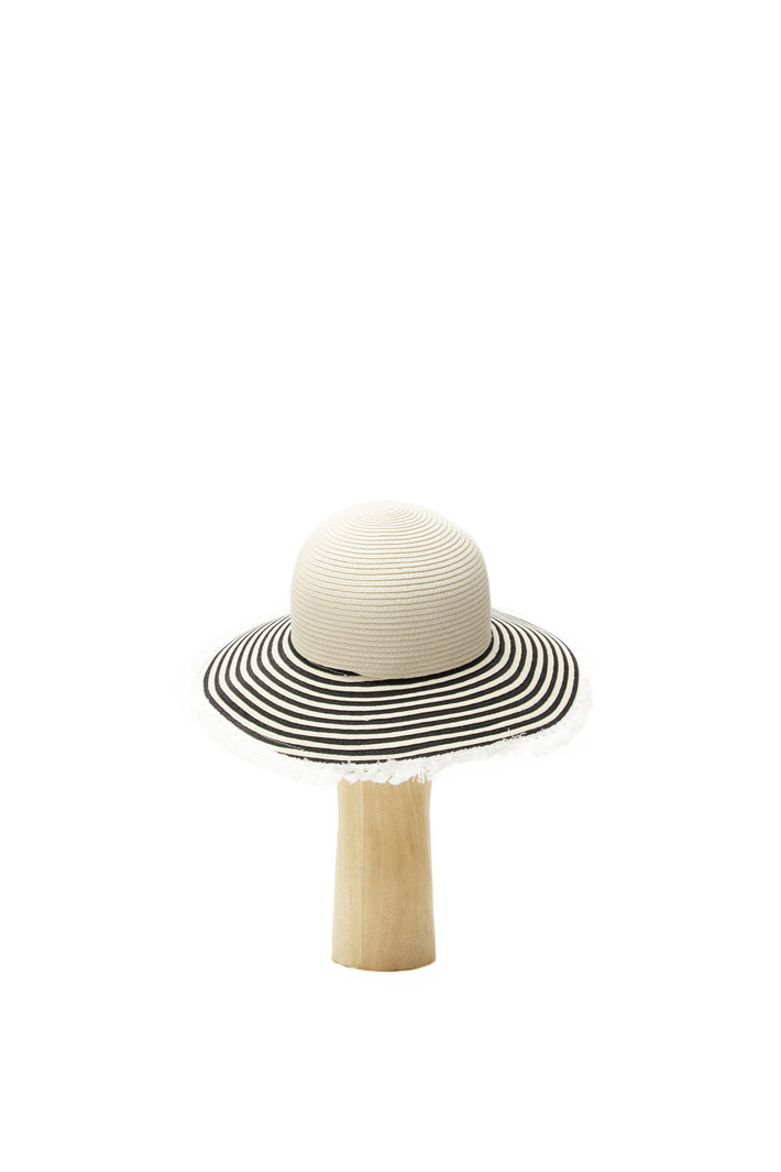 Woven paper hat Intrend