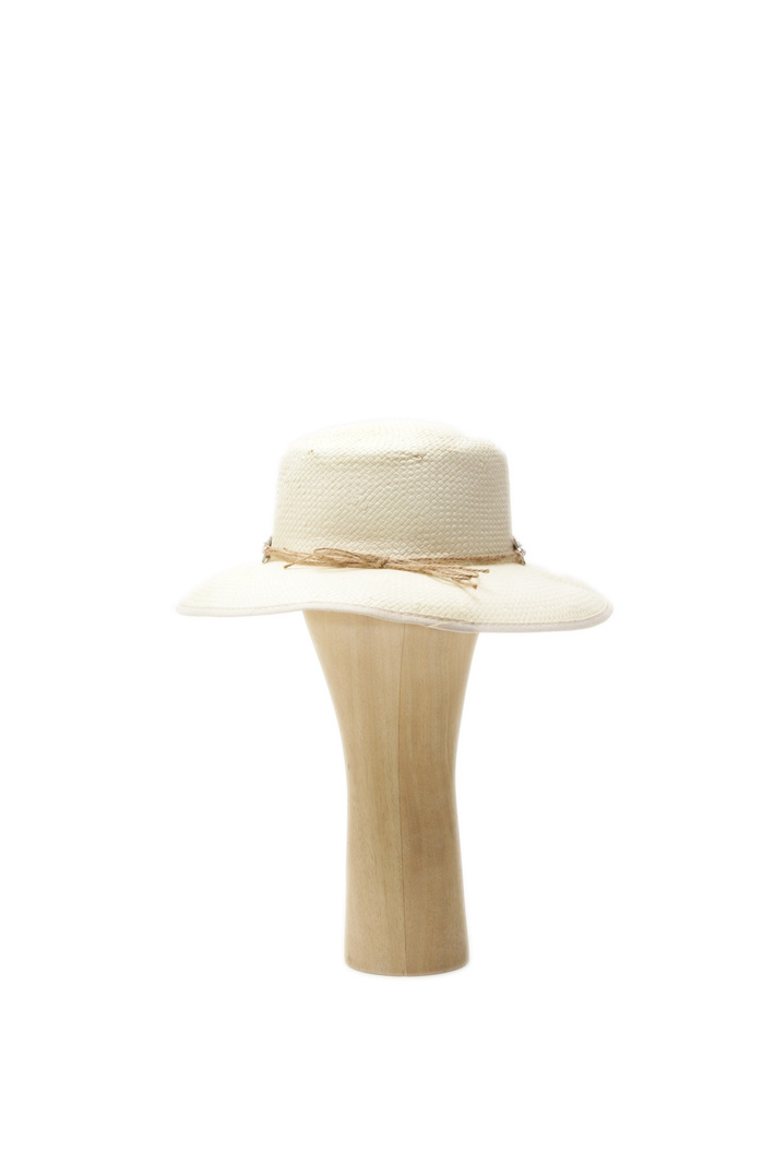 Cappello con bordo bijoux Intrend