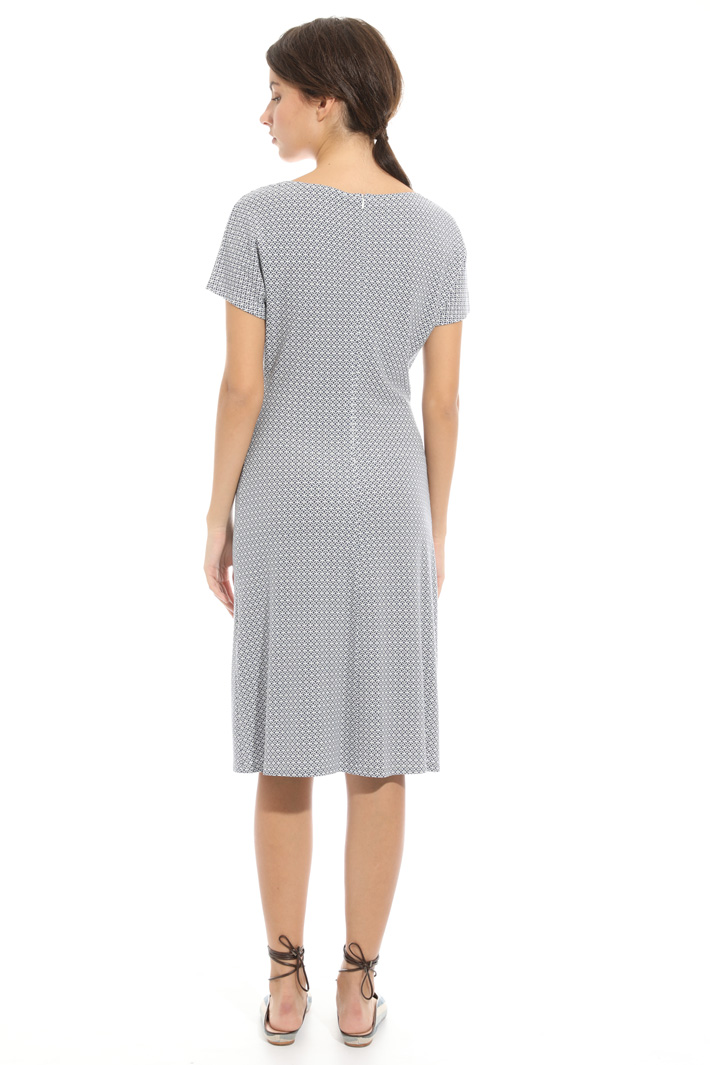 Printed jersey dress Intrend