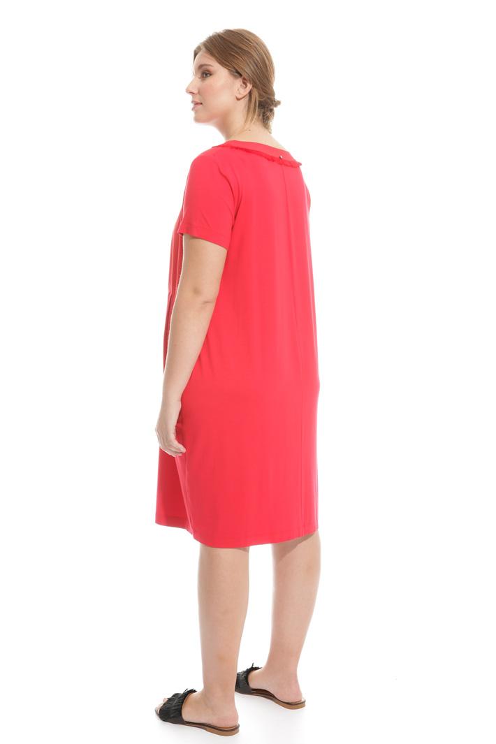 Poplina dn jersey dress Diffusione Tessile
