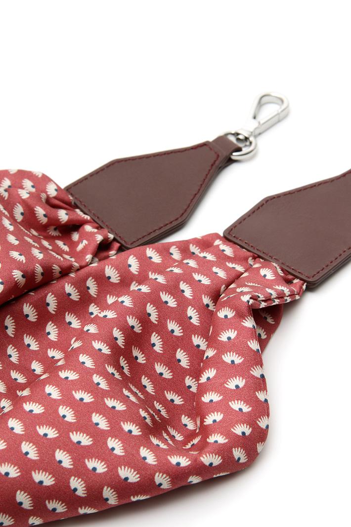 Silk shoulder strap Intrend
