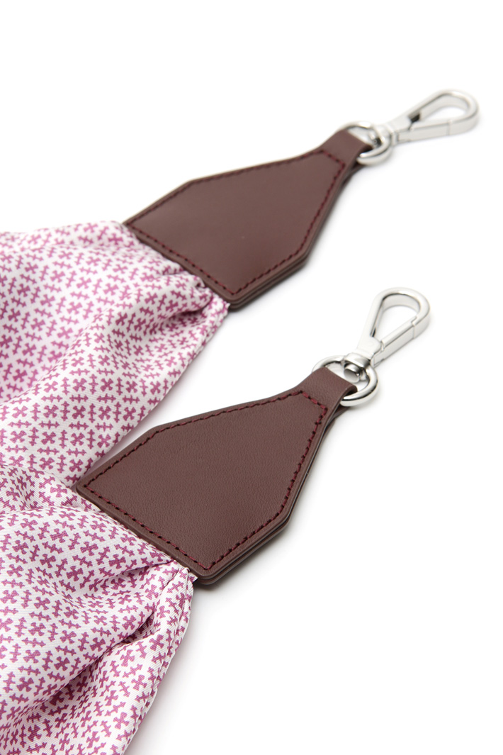 Silk shoulder strap Intrend