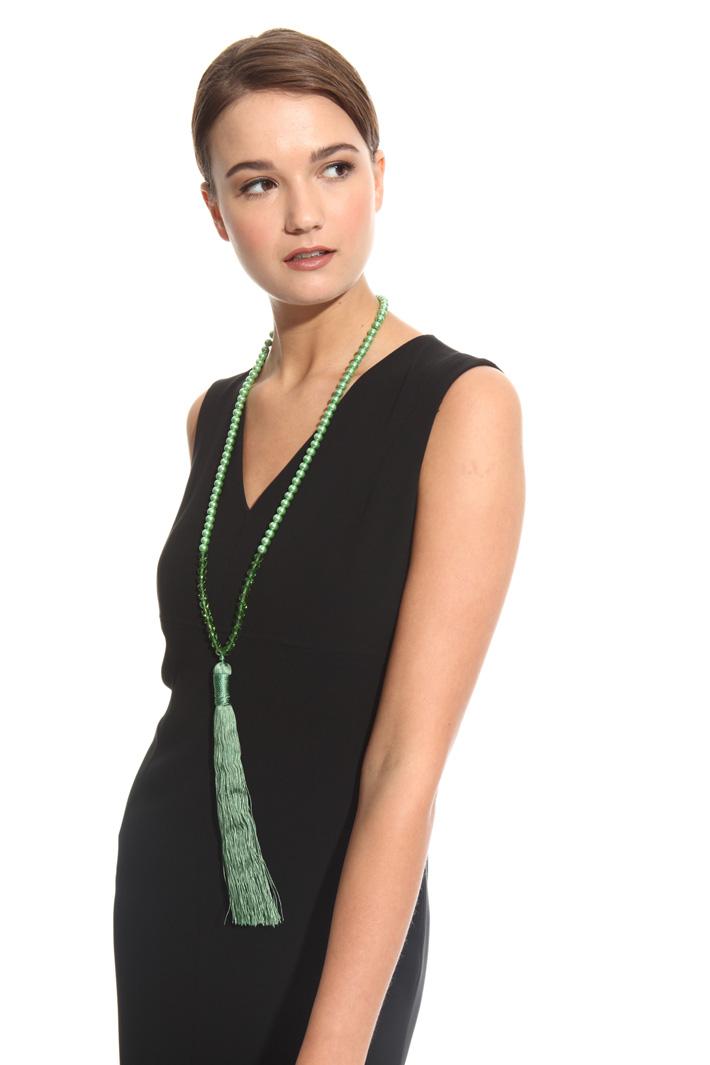 Tassel pendant necklace Intrend
