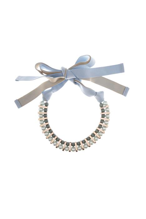 Girocollo in perle Diffusione Tessile