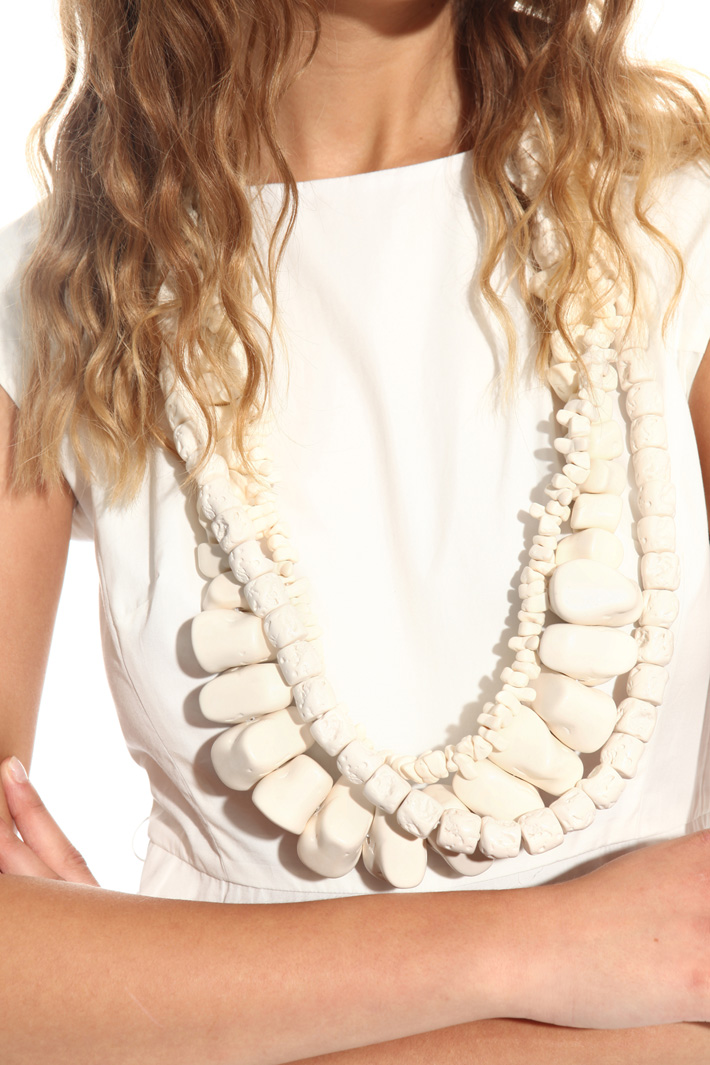 Set of necklaces Intrend