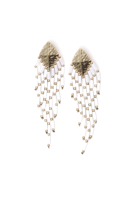 Pendant earrings Diffusione Tessile