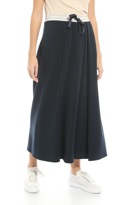 Heavy jersey skirt Intrend