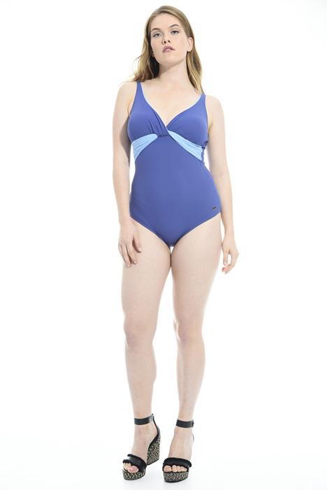 Knot one-piece swimsuit Intrend