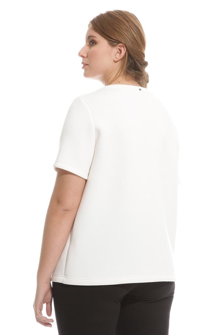 T-shirt felpata Intrend