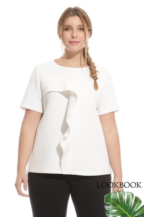 Fleece T-shirt Diffusione Tessile