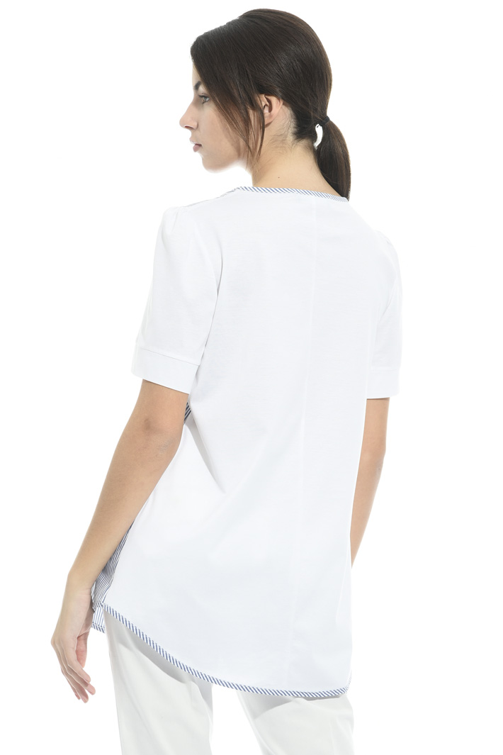 Oversized cotton T-shirt Intrend