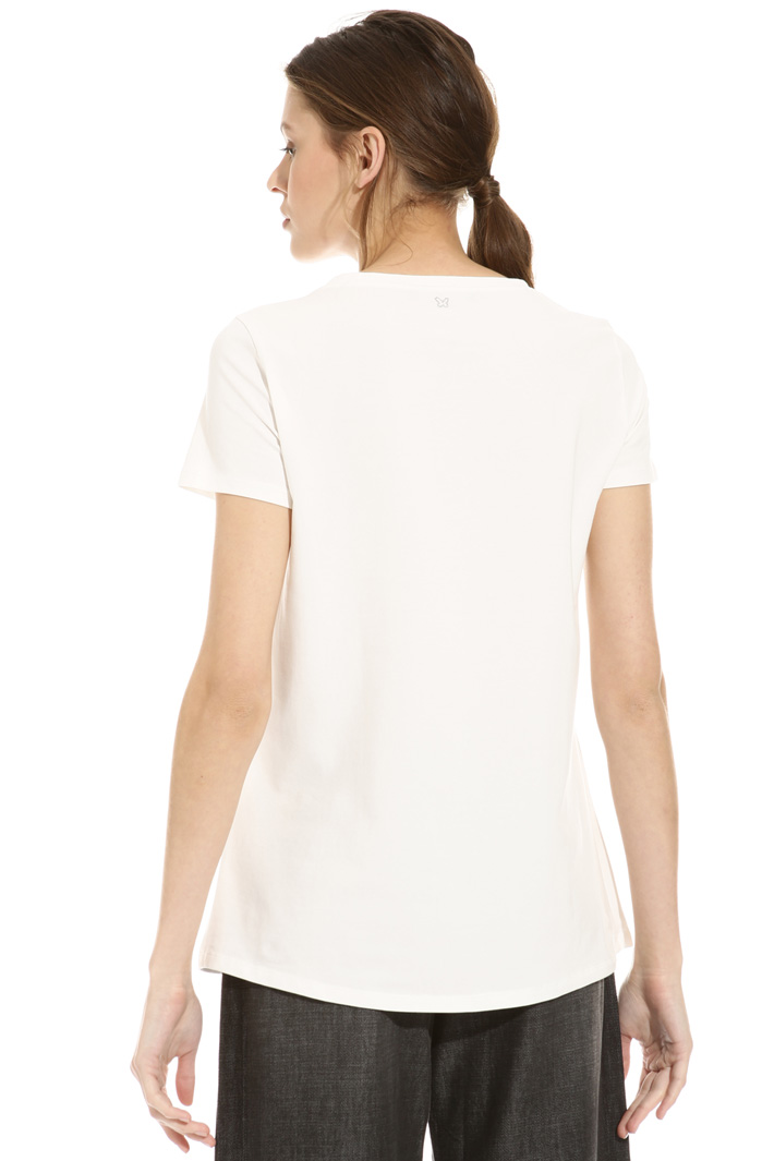 T-shirt con stampe Intrend
