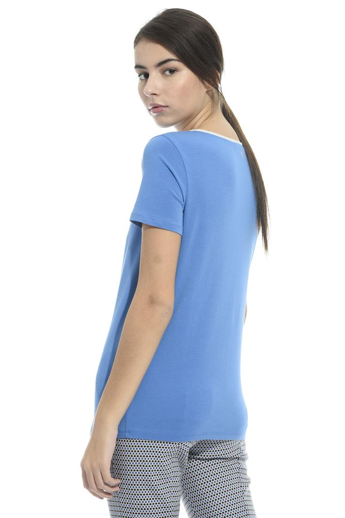 T-shirt in jersey di cotone Intrend