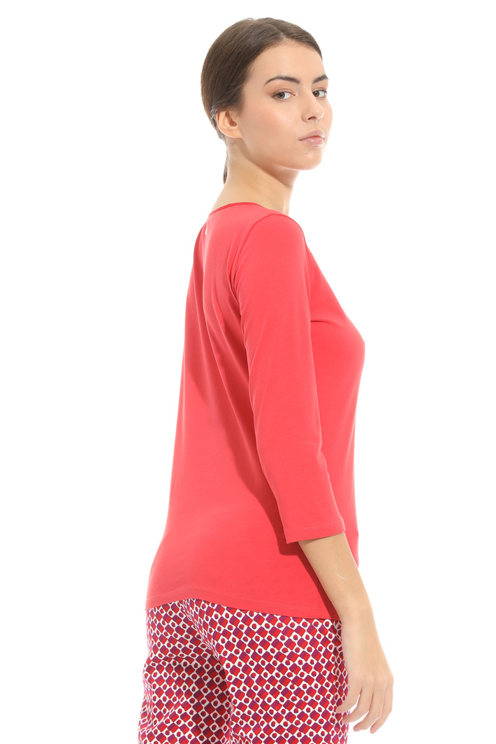 Three-quarter sleeve T-shirt Intrend