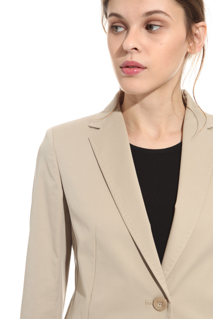 Jacket with tailored lapels Intrend