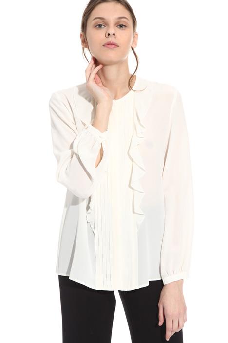 save off 7db60 a36bd Camicie e Bluse Bianco e beige Autunno Inverno 2018 ...