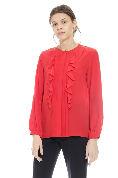 Frilled shirt Intrend