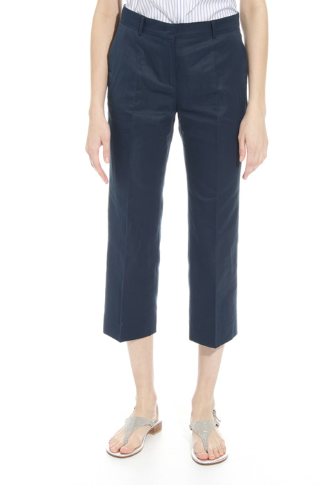 Twill trousers Diffusione Tessile