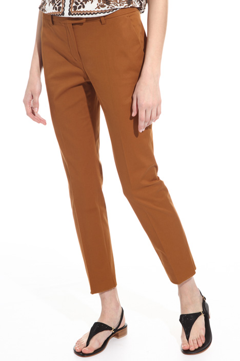 Gabardine trousers Intrend