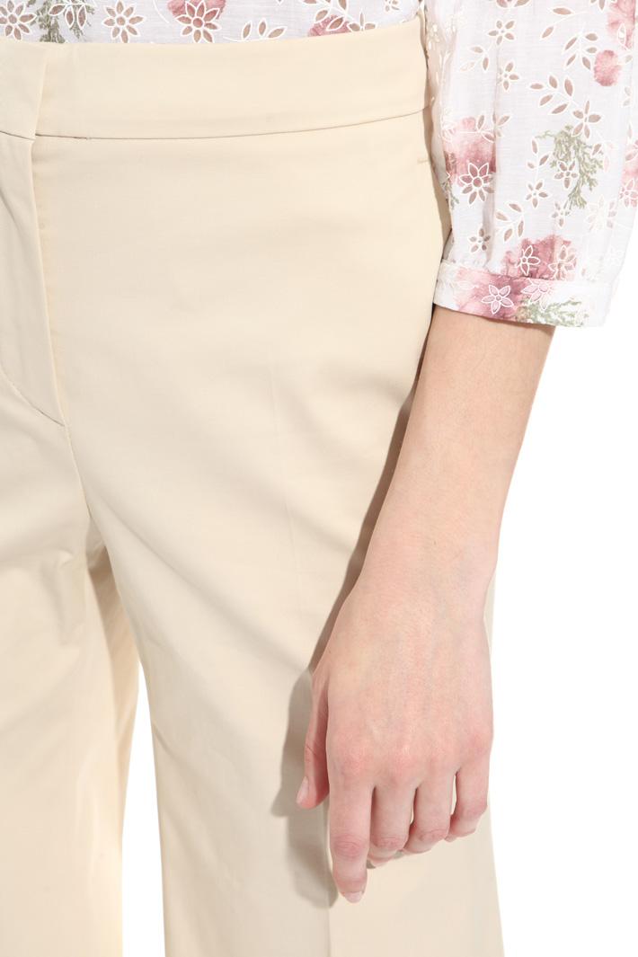Pantalone con gamba dritta Intrend