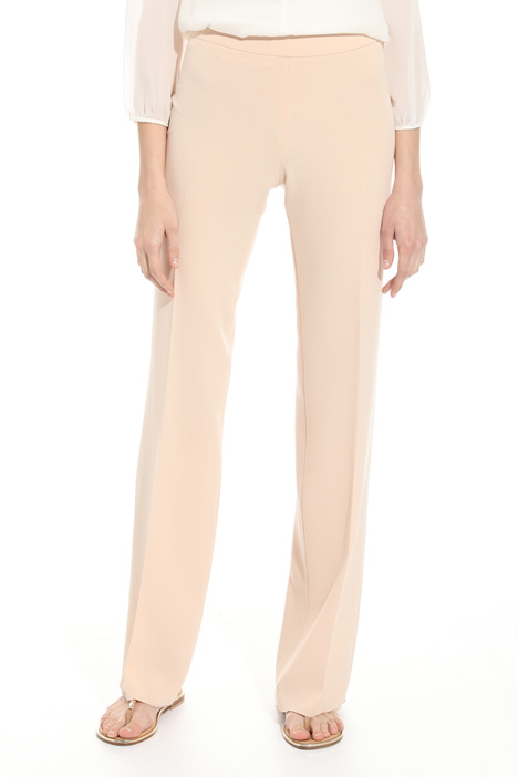 Pantalone in cady triacetato Intrend
