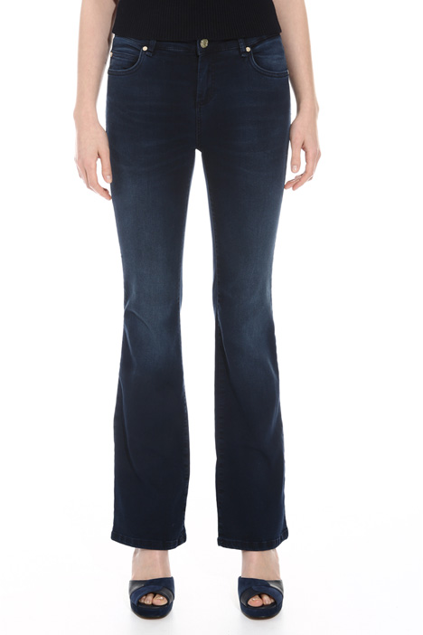 Jeans bootcut Intrend