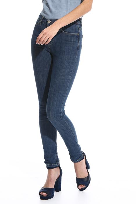 Jeans skinny a vita alta Diffusione Tessile
